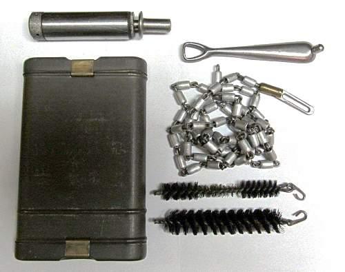 RG34 cleaning kit..G.Appel 1938