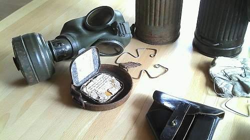 Original ww2 german pistol holster?