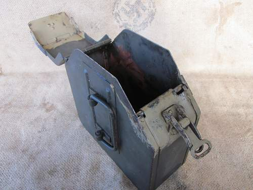 MG34/42 Vehicle Mounted Ammunition Can,BZL - 1940