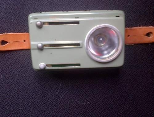 Original German Flashlight?
