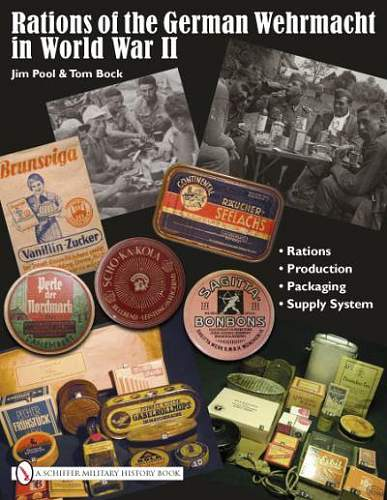 German Soldier's Peppermint Ration Tin