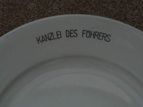 reichskanzlei plate