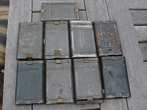 NINE K98 cleaning kits