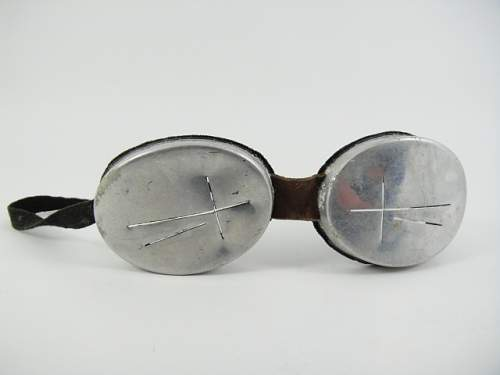 Gebirgsjager Snow Goggles?
