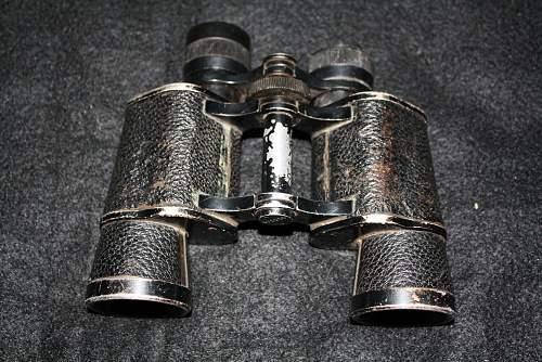 Krombach Wetzlar Binoculars Made in Germany: