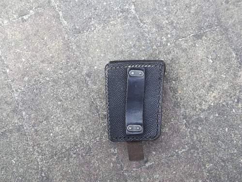 K 98 single pouch