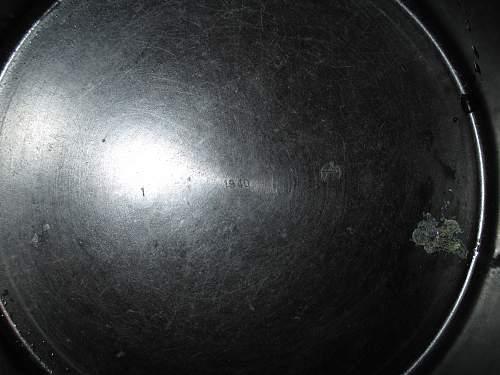 bakelite cannister - Kart Vorl H13