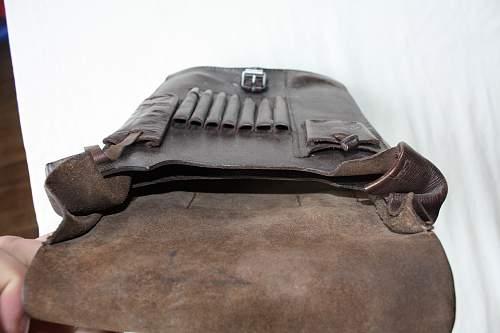 Wehrmacht map case