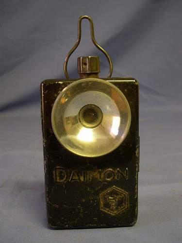 Original WW2 era Daimon torch?