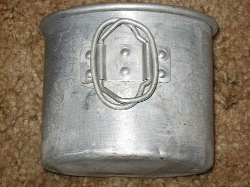 Original German canteen cup?