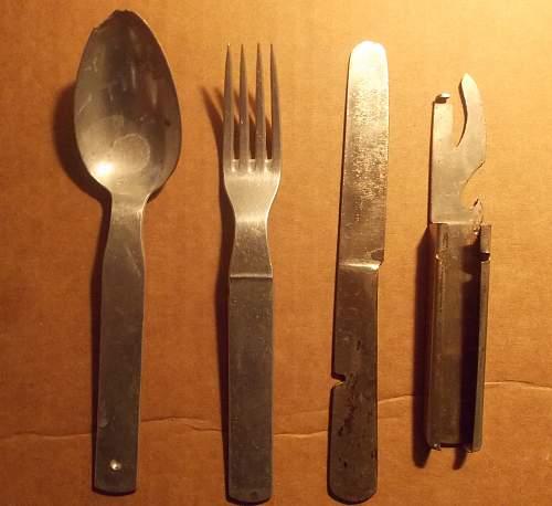 Original 4 piece utensil set?