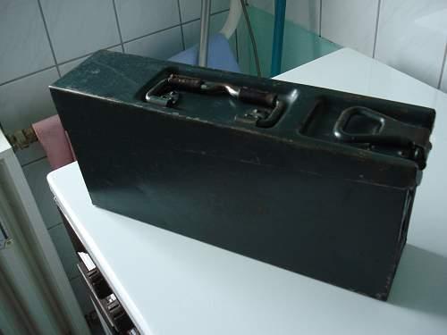 MG42 Ammo Box - gew44