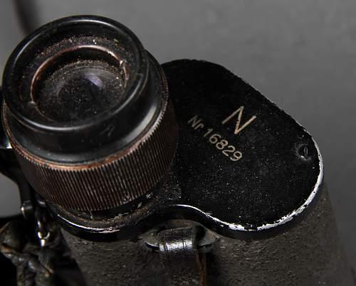KM Binoculars