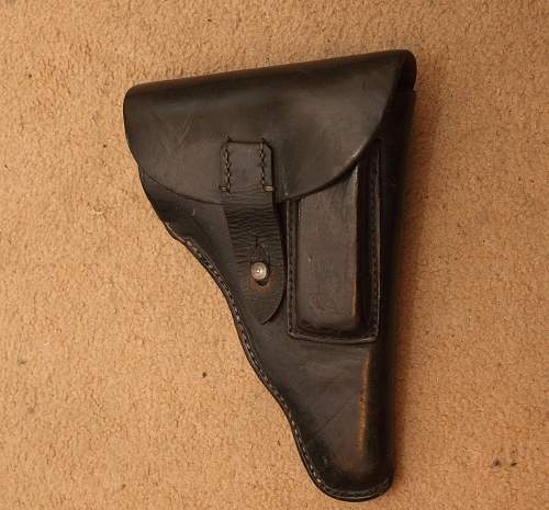 Help with German Holsters