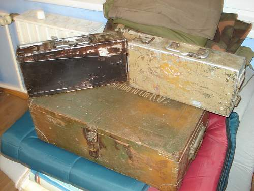 MG42 Ammo Box - gew44