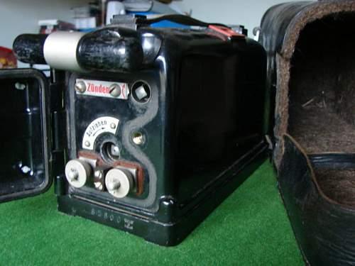 Gluhzundapparat 26