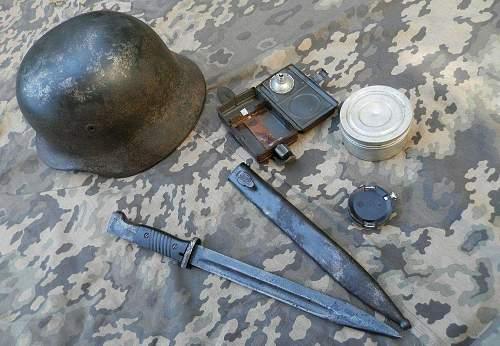 WW2 stuffs lot
