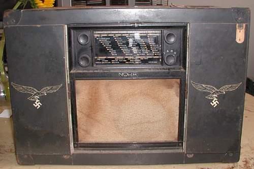 Nora Luftwaffe radio