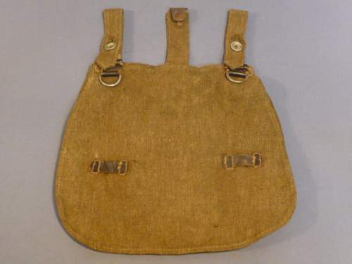 Original German M31 breadbag?