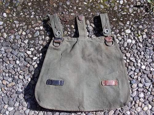 SS bread bag?
