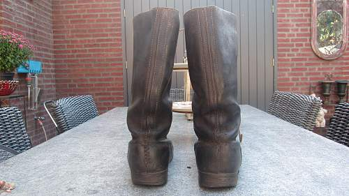 my 2nd pair of knobelbecher