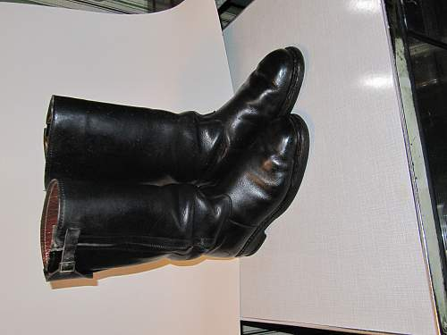 Boots LW?