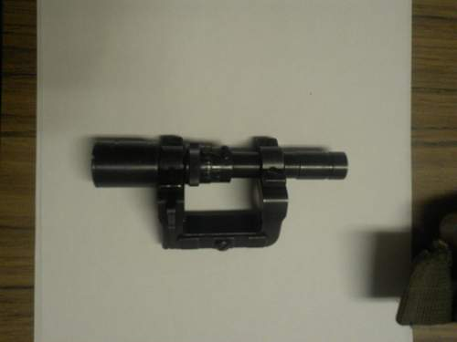 ZF 41 scope and case