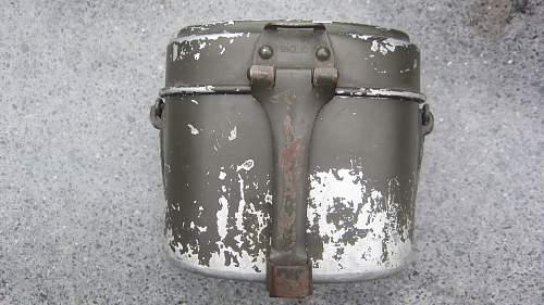 My new M31 mess tin G&CL40