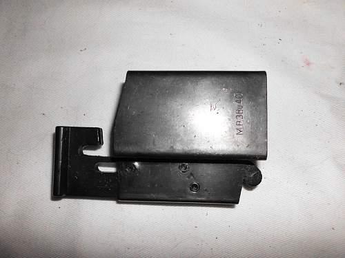 MP38/40 L&R Magazine Pouches & Loading Tool