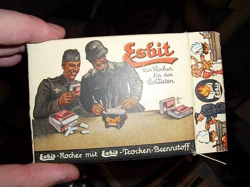 Esbit Cooker