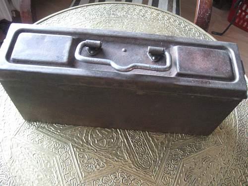 Wehrmacht box ?