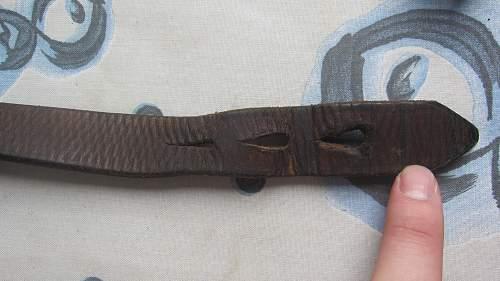 K98 sling