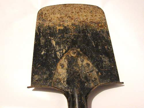 Trench Shovel 1943 Entrenchment Tool
