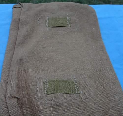 Tropical Gas Sheet Bag