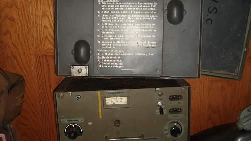More German Radios!!