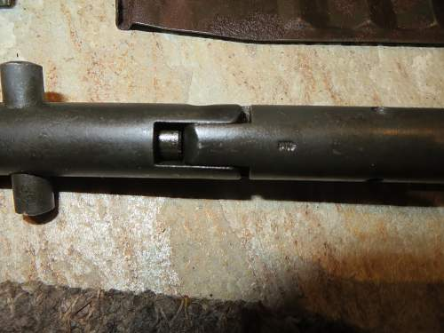 Mg.34 gunners pouch