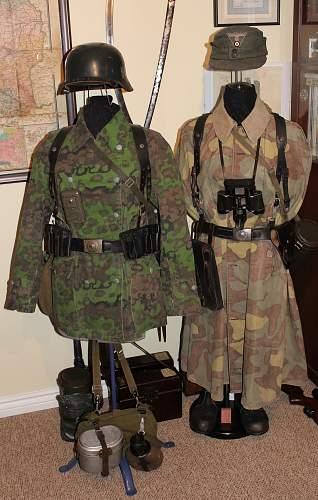 My second display - Heer NCO Karl Lowenbrau :-)
