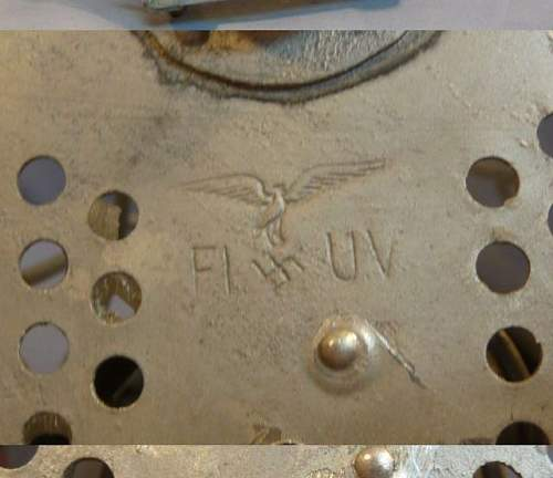 Luftwaffe Mess Hall cup?
