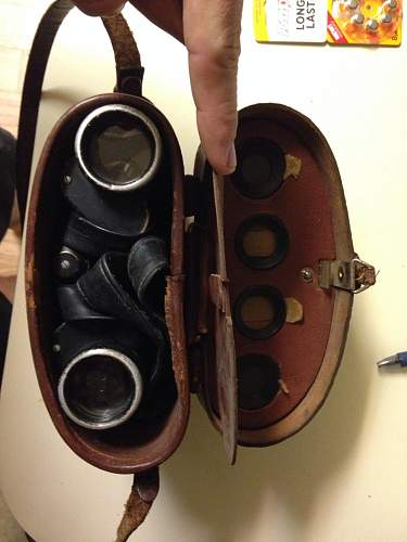 Just obtained these binoculars, posting them here for your consideration and review.