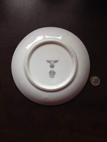 Third Reich Plate...?