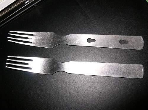 German forks