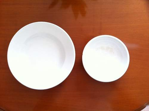 Jersey Plates taken on liberation day