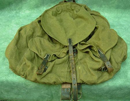 German rucksack!