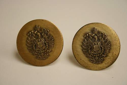 Cufflink- military or NOT!
