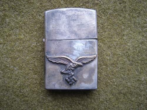 Luftwaffe lighter  ?