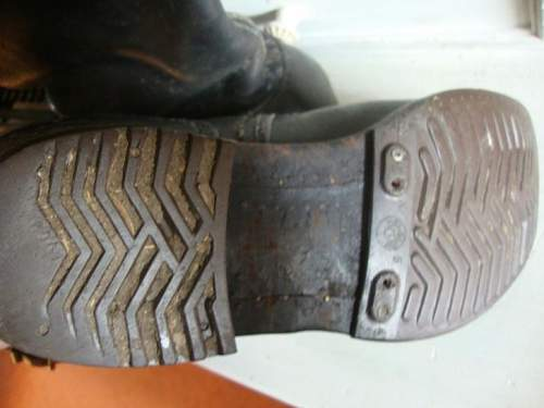 German ww2 boots?