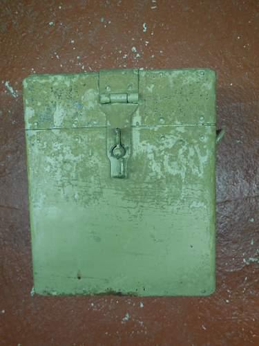 Camo box to identify