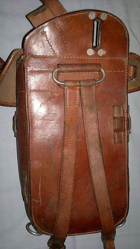 Wehrmacht M34 saddle bag