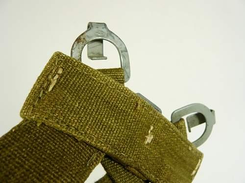 A-Frame backpack