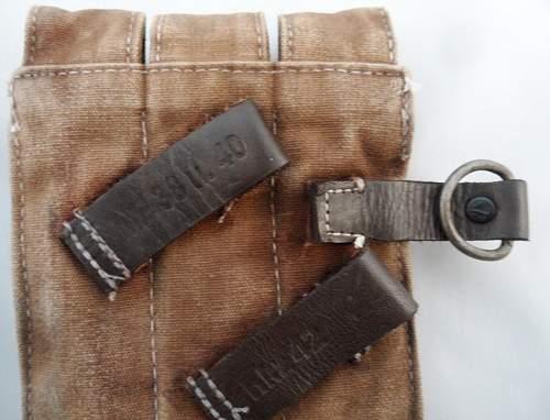 MP38-40 Double pouches